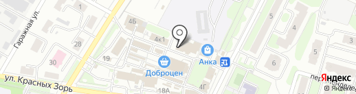 Визит на карте Иваново