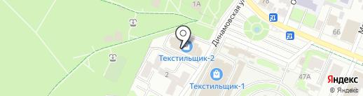 Компания чулочно-носочных изделий на карте Иваново