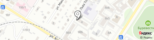 Домашний на карте Иваново