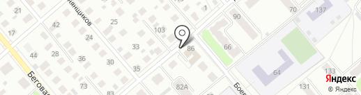Управление Федеральной службы государственной регистрации, кадастра и картографии по Костромской области на карте Костромы