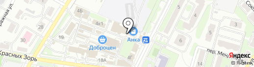 Антошка на карте Иваново