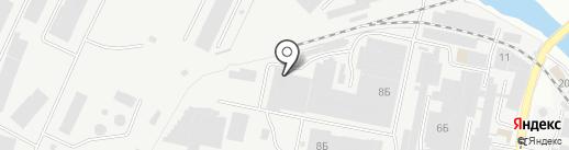 Компания по производству сумок из ПВХ и спамбонта на карте Иваново