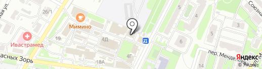 ТриколорТВ на карте Иваново