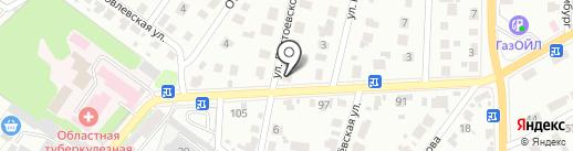 Авторская мастерская Натальи Ионовой на карте Иваново