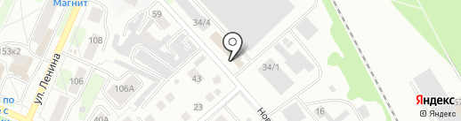 Stonehearst Asylum Studio на карте Костромы