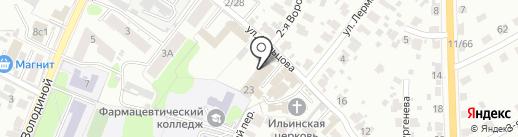 Diamond Print на карте Иваново