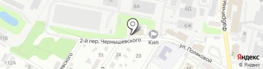 Снабженец на карте Иваново