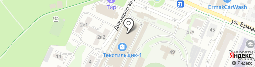 МагнатТекс на карте Иваново