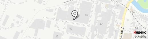 Дерби на карте Иваново