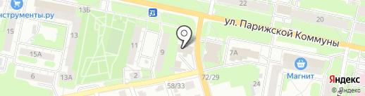 Екатерина на карте Иваново