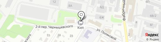 Квинта на карте Иваново