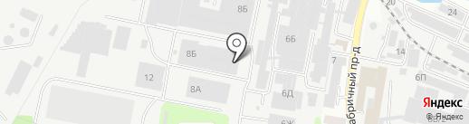 ЭРГО-ТЕКС на карте Иваново