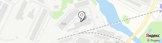 АЙГЕР на карте Иваново