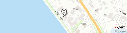 КОНСУЛ - РЕГИОН на карте Костромы