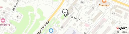 Ателье по ремонту одежды на карте Костромы