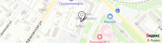 Жилищно-строительная компания на карте Иваново