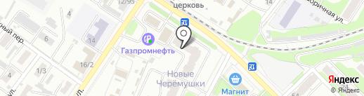 Flower City на карте Иваново