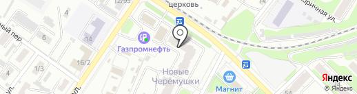 Маркет на карте Иваново