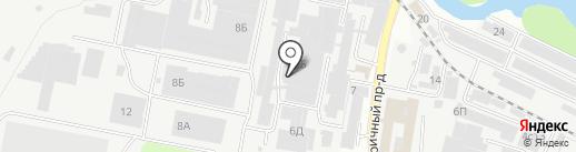 Grand декор на карте Иваново