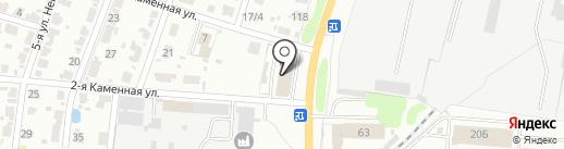 Дальнобойщик на карте Иваново