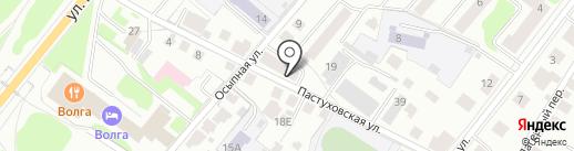 Альянс-Неруд и Ко на карте Костромы