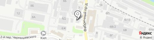 РБУ Иваново на карте Иваново