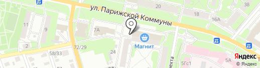 GADGET сервис на карте Иваново