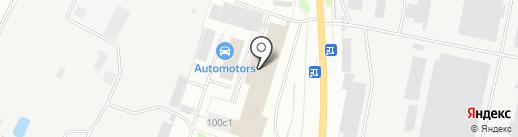 Электрон на карте Иваново