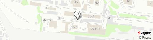 Скорстрой Иваново на карте Иваново