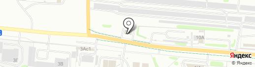 СКМ-строй на карте Иваново