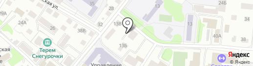 TRAUMHAUS44 на карте Костромы