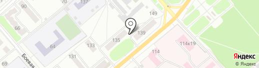 Стоматологический кабинет на карте Костромы