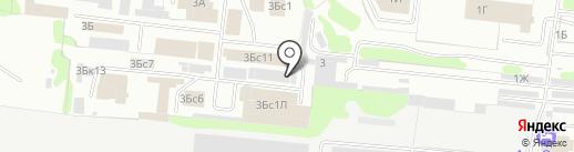 Сеймовская на карте Иваново