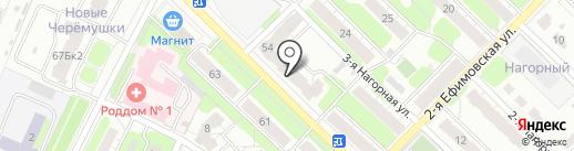 Ника на карте Иваново