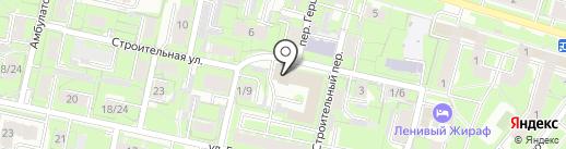 Территориальное управление социальной защиты населения по городскому округу Кохма и Ивановскому муниципальному району на карте Иваново
