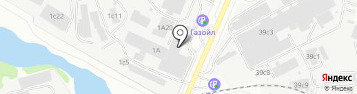 Фабитекс на карте Иваново