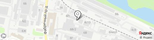 Компания по изготовлению мебели под заказ на карте Иваново