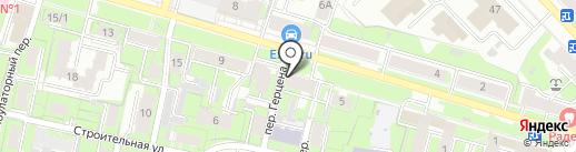 Банкомат, Почта Банк, ПАО на карте Иваново