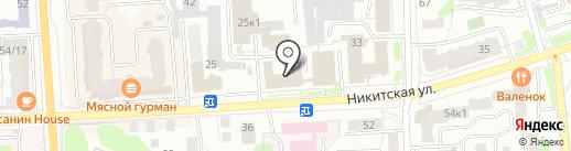 Банкомат, Газпромбанк на карте Костромы