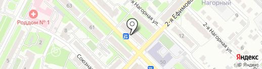 Ивдар-Плюс Ломбард на карте Иваново