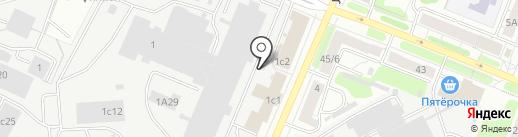 Модный дом на карте Иваново