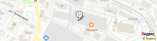 Ивкрон на карте Иваново
