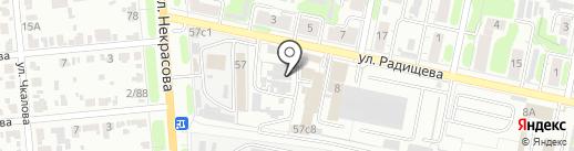 Покраска37 на карте Иваново