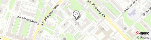 Мечта, ТСЖ на карте Иваново