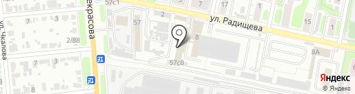 АвтоВорота на карте Иваново