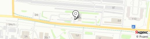 Татал на карте Иваново
