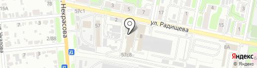 АрмСнаб на карте Иваново