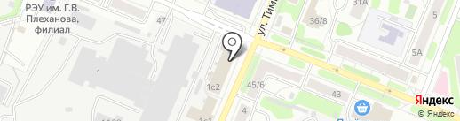 Компания на карте Иваново