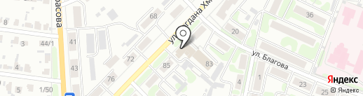 Империя на карте Иваново