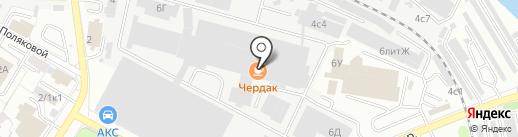 Комфорт Текс на карте Иваново